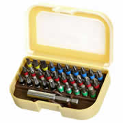 Vaunt 30330 Vaunt 31 Piece Screwdriver Bit Set