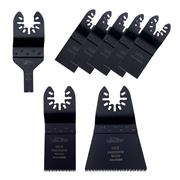 Multi-Tool 10 Piece Mixed Blade Pack