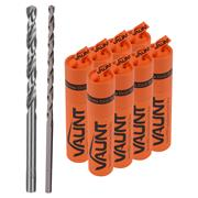 Vaunt  Vaunt 80 Piece HSS Mixed Length Drill Bit Pack