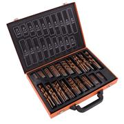 Vaunt HSS Cobalt Coated Drill Bit Set - 170 Piece