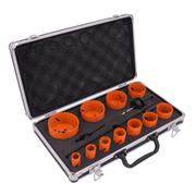 Vaunt 31325 14 Piece Bi-Metal Holesaw Set