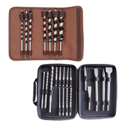Vaunt SDSPSET 24 Piece SDS+ Auger & Accessory Set