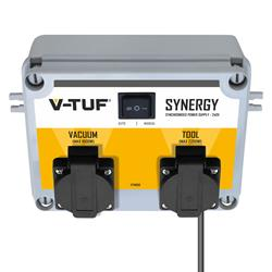 V-Tuf Synergy 240V Auto Take-Off Attachment