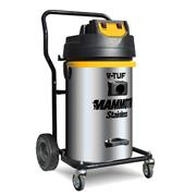V-Tuf MAMMOTH - STAINLESS MAMMOTH STAINLESS 80L Wet & Dry Vacuum Cleaner