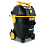 V-Tuf MINI PLUS SYNCRO M Class 20L Wet & Dry Extractor with Powertool Syncro