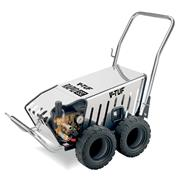 V-Tuf Rapid M SSC V-Tuf Rapid M SSC Heavy Industrial Stainless Mobile Cold Pressure Washer