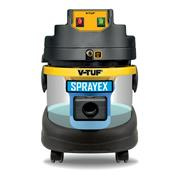 V-Tuf SPRAYEX 21L Spray-Extraction Vacuum with 8L Detergent Tank