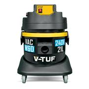 V-Tuf  21L Industrial Wet & Dry Vacuum cleaner