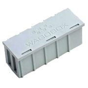 Wago 51008291 Wagobox Junction Box for 222 & 773 Series Connectors- Single