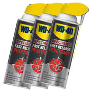 WD40 44348PK3 WD-40 Fast Release Penetrant 400ml (Pack of 3)