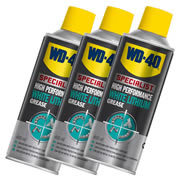 WD40 44390PK3 WD-40 High Performance White Lithium Grease 400ml (Pack of 3)
