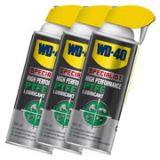 WD40 44396PK3 WD-40 High Performance PTFE Lubricant 400ml (Pack of 3)