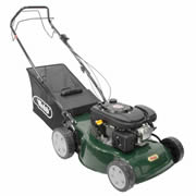 Webb WER46SP Webb 18'' Self-Propelled Steel Deck Petrol Lawnmower