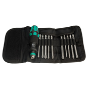 Wera 059299 Kraftform Kompakt 41 11 Piece Screwdriver Set