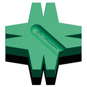 Wera 073403 Star Magnetizer/Demagnetizer
