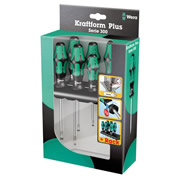 Wera 105656 WERA 300 Series Kraftform Plus General Purpose 6 Piece Set