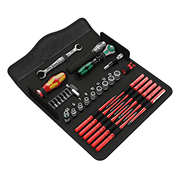 Wera 135926 Kraftform Kompakt W1 Maintenance Tool 35 Piece Kit