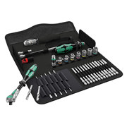Wera 135928 Kraftform Kompakt M1 Tool Set Metal 39 Piece Set