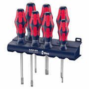 Wera 227700 Red Bull Racing 7 Piece Lasertip Screwdriver Set