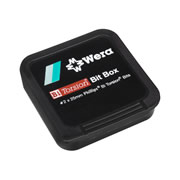 Wera 347808 'Extra Tough' PH2 25mm Bit Box