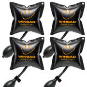WinBag WinbagPK4 Inflatable Air Wedge - Pack of 4