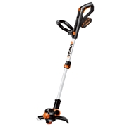 Worx WG163E 20V MAX Cordless Grass Trimmer - 2 x 2Ah