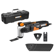 Worx WX680 F30 350W Sonicrafter Corded Multi-tool with 29 Accessories