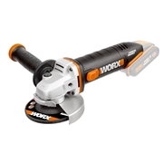 Worx WX800.9 20v MAX 115mm Mini Grinder - Body
