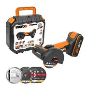 Worx WX801 Worx WX801 20V MAX Mini Cutter with 1 x 2Ah Battery and Charger