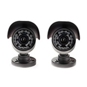 Yale HDC-303G-2 Yale Outdoor HD Bullet Cameras (Black)