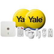 Yale SR-340 Yale Smart Home Alarm View & Control Kit
