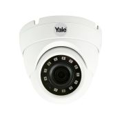 Yale SV-ADFX-W Yale Smart Home CCTV Indoor/Outdoor Dome Cam