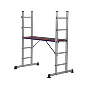 Youngman  Youngman Combination 5 Way Ladder with Deck