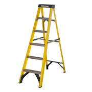 Youngman 52744618 S400 Fibreglass 6 Tread Step Ladder