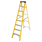 Youngman 52744818 S400 Fibreglass 8 Tread Step Ladder