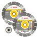 Bosch 06159975T0 Bosch 230 x 22.23mm Diamond Blade & SDS Clic Nut - Twin Pack