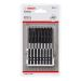 Bosch 2608522348 Bosch PZ/PH 110mm Double Ended Impact Screwdriver Bits - Pack of 8
