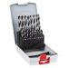 Bosch 2608577351 Bosch 19 Piece HSS PointTeQ Twist Drill Bit Set