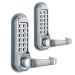 Codelock CL510 SS 500 Series Tubular Mortice Latch - Pack of 2