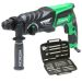 Hitachi DH26PX Hitachi SDS+ Rotary Hammer Drill