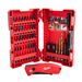 Milwaukee 4932459763 Milwaukee Shockwave Screwdriving 40 Piece + Knife Set