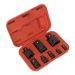 Sealey AK5900B Impact Socket Adaptor 8 Piece Set