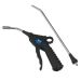 Sealey SA914 Air Blow Gun with Safety Nozzle & 2 Extensions