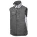 Snickers 45280418 Snickers Rip Stop Winter Vest Black & Grey