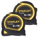 Stanley 030696PK2 Tylon Tape Measure 5m/16ft - Pack of 2