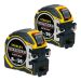 Stanley 033504PK2 Fatmax Autolock Tape Measure 8m/26' - Pack of 2