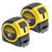 Stanley 033720PK2 Stanley FatMax Blade Armor Tape Measure 5m Metric - Pack of 2
