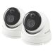 Swann SWPRO-1080MSDPK2-UK Swann Thermal Sensor Outdoor Dome Security Cameras 1080p - Pack of 2