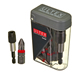 Ultex 300513 Ultex PZ2 25mm Trade Screwdriver Bit Box - Pack of 25 & Bit Holder