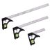 Vaunt 20208 Vaunt Combination Square Set - 3 Piece